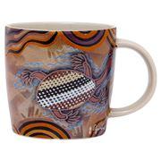 Ashdene - Dreamtime Creations Turtle Stoneware Mug