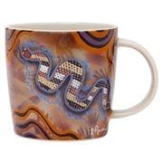 Ashdene - Dreamtime Creations Snake Stoneware Mug