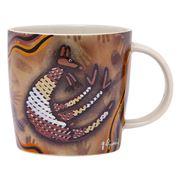 Ashdene - Dreamtime Creations Kangaroo Stoneware Mug