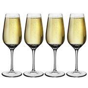 V&B - Entree Champagne Flute Set 4pce