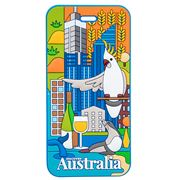 AT - Australia Luggage Tag Perth