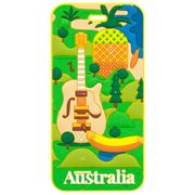 AT - Australia Luggage Tag Big Australia