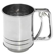 Pyrex - Platinum Stainless Steel Sifter 3 Cup