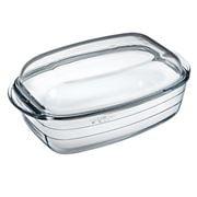 O'Cuisine - Rectangular Casserole Dish w/Lid 6.5L