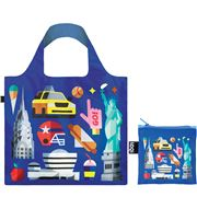 LOQI - Hey Studio Hey New York Reusable Bag