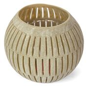 Papaya - Takeda Lantern Taupe Medium