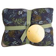 Pilbeam - Navy Floral Heat Pack