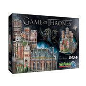 Games - The Redkeep Game of Thrones 3D Puzzle 845pce