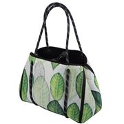 IconChef - Market Tote Leaves