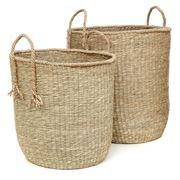Tribe Home - Benz Basket Set 2pce
