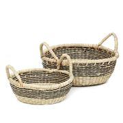 Tribe Home - Hanover III Basket Set 2pce