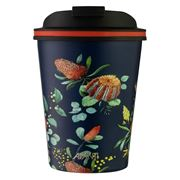 Avanti - Go Cup Australian Natives Navy 280ml