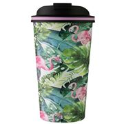Avanti - Go Cup Flamingo Leaf 410ml