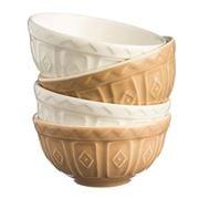 Mason Cash - Original Cane Food Prep Bowl Set 4pce 10cm