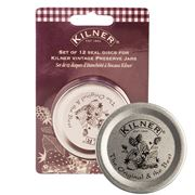 Kilner - Vintage Preserves Seals Set 12pce