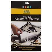 Nostik - Reusable Gas Range Protector Pack 4pk
