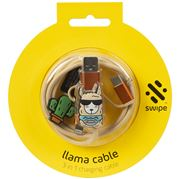 Thumbs Up - Llama 3-in-1 Charging Cable
