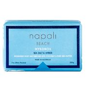 Napali - Mykonos Sea Salt & Amber Soap