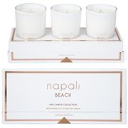 Napali - Mini Candle Collection 3pce