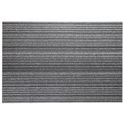 Chilewich - Skinny Stripe Indoor/Outdoor Mat Shadow 46x71cm
