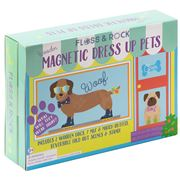 Floss and Rock - Wooden Magnetic Dress Up Pets