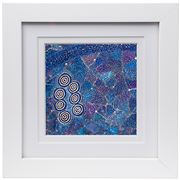 Alperstein - Framed Print Alma Granites 7 Sisters Dreaming