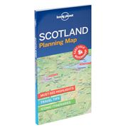 Lonely Planet - Scotland Planning Map