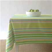 Carnival - Stripe XL Tablecloth Citrino 180x350cm