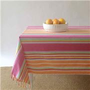 Carnival - Stripe XL Tablecloth Mexican Summer 180x350cm