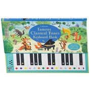 Book - Famous Classical Tunes Keyboard Book