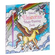Book - Unicorns Magic Painting Book