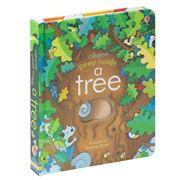 Book - Peep Inside A Tree