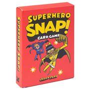 Games - Superhero Snap