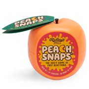 Ridley's - Peach Snaps Game 74pce