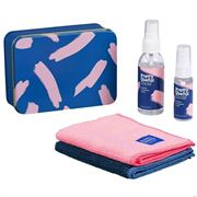 Pretty Useful Tools - Screen Cleaning Kit Blue
