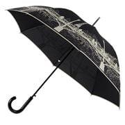 Guy de Jean - Artist Bridge Black Umbrella