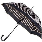 Guy de Jean - Black and Cream Umbrella