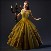 Disney - Haute Couture Live Action Belle Figurine