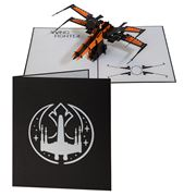 Colorpop - Star Wars X-Wing Greeting Card