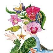 Paper Products Design - La Flora Lunch Napkins 20pce