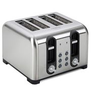 Kambrook - Extra Lift Four Slice S/Steel Toaster KT460