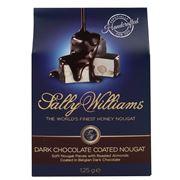 Sally Williams - Dark Chocolate Nougat Bag 125g
