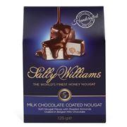 Sally Williams - Milk Chocolate Nougat Bag 125g