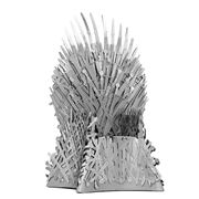 Metal Earth - ICONX Game Of Thrones Iron Throne Model