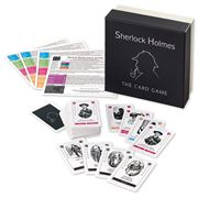 Gibsons - Sherlock Holmes The Card Game