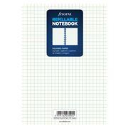 Filofax - A5 Notebook Refill Squared Paper White 32pce
