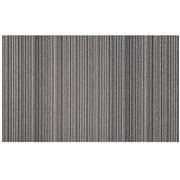 Chilewich -  Skinny Stripe Indoor/Outdoor Mat Shadow 61x91cm