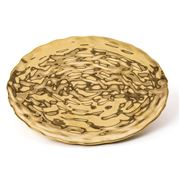 Seletti - Fingers Golden Dinner Plate