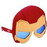 Sun-Staches - Marvel Iron Man Shades