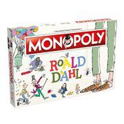 Games - Roald Dahl Monopoly